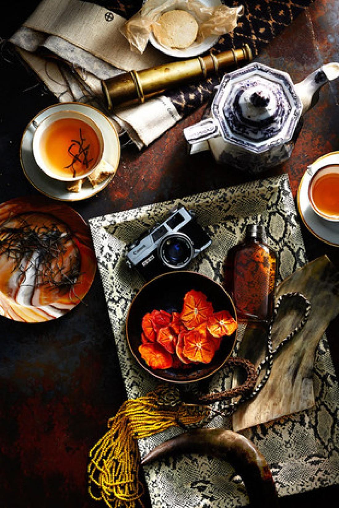 Чайные традиции: ЮАР