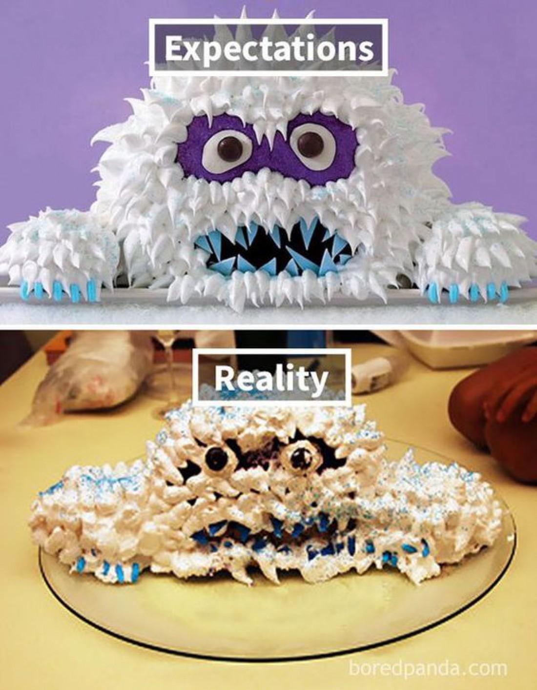 Ожидание и реальность: ТОП-20 десертов своими руками