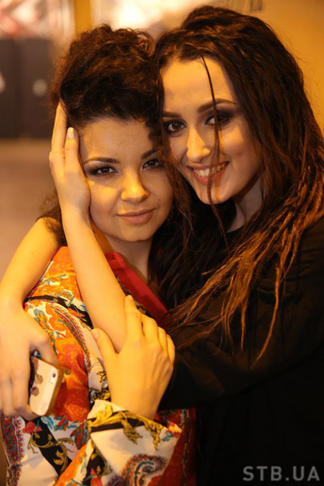 Наталья Папазоглу и Алина Паш