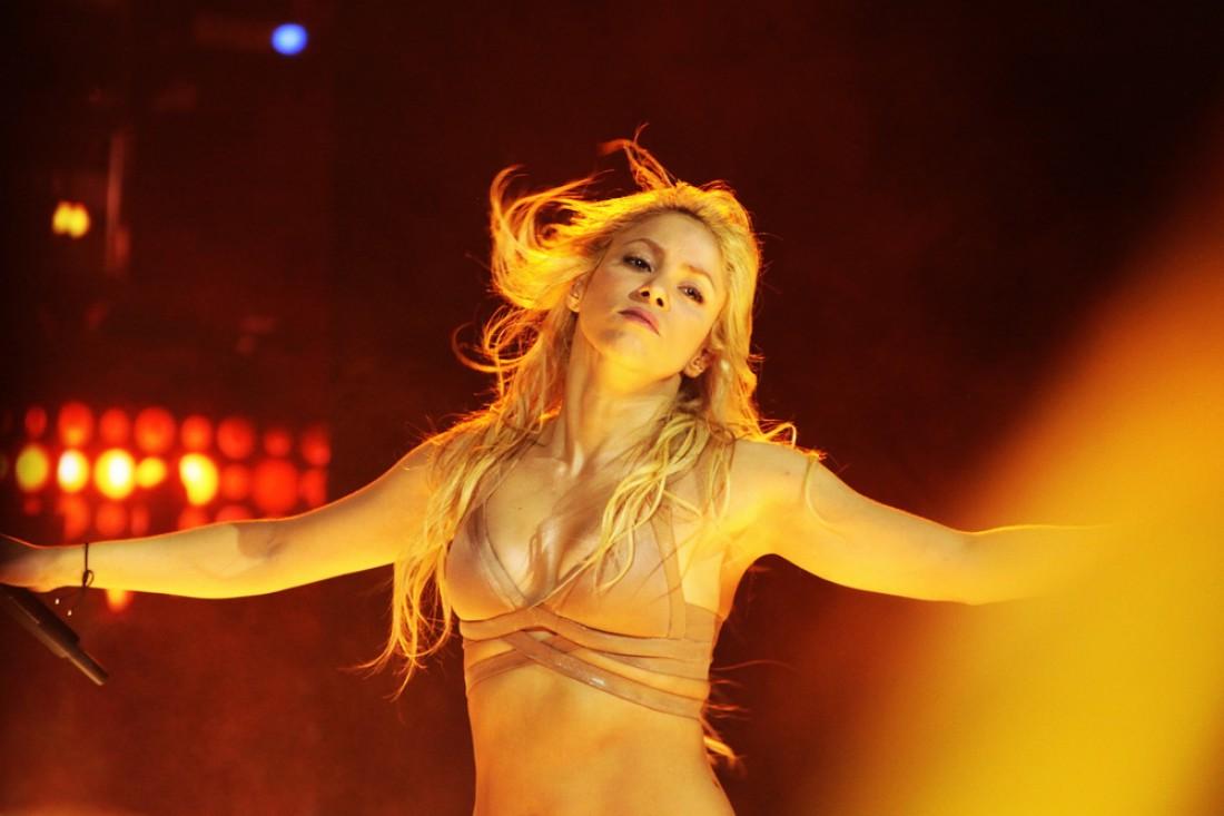 Шакира отпраздновала свое 40-летие