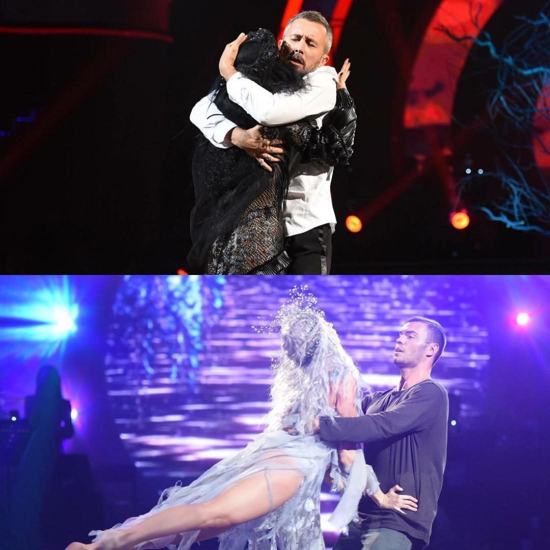 Танці з зірками 2017: Снежана и Сергей Бабкины, Оля Полякова и Степан Мисюрка