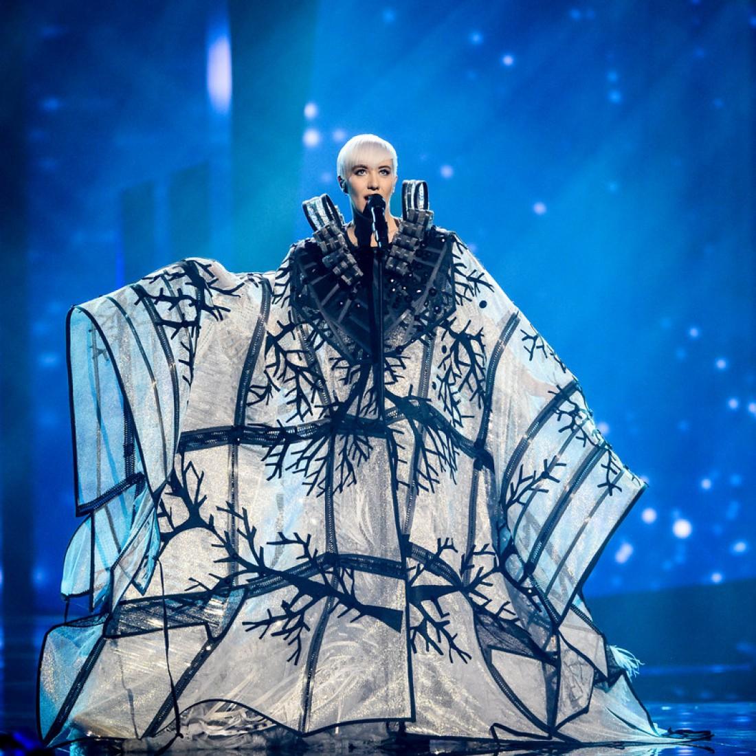 Финал Евровидения 2016: Nina Kralji (Хорватия) – Lighthouse