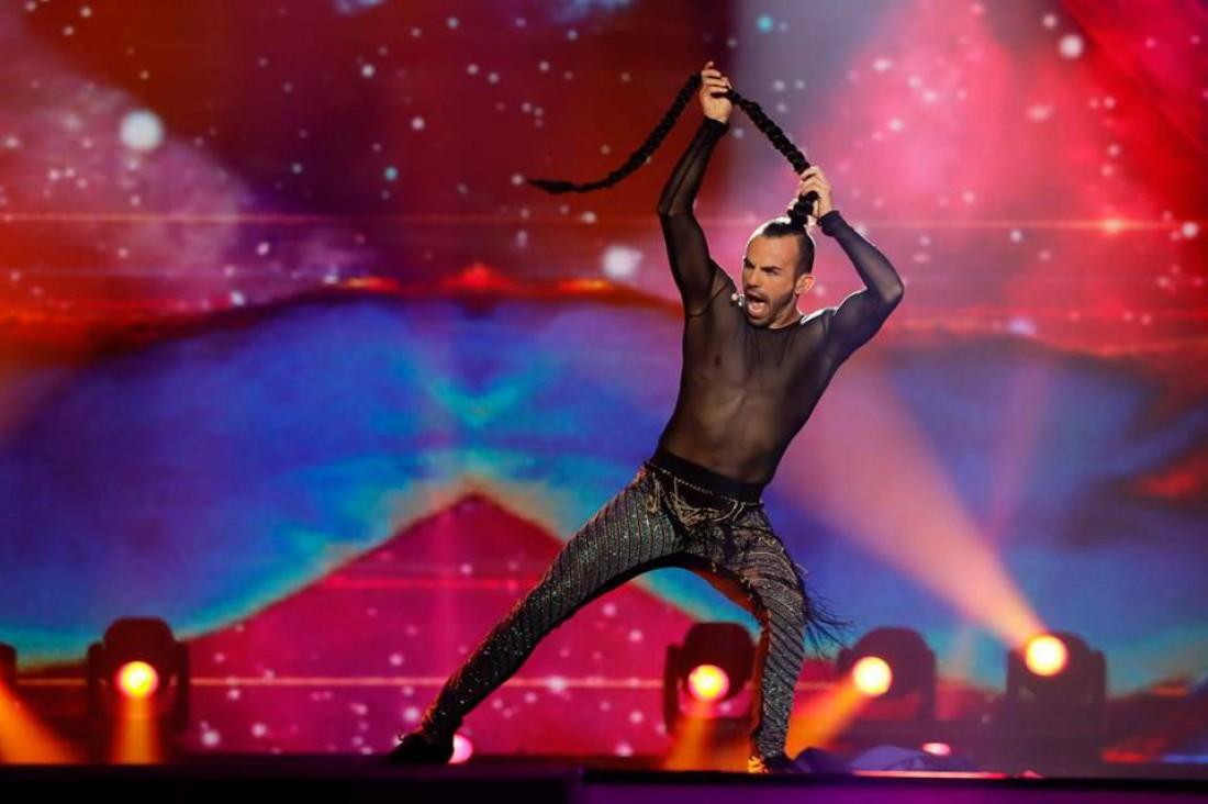 Евровидение 2017 Черногория: Славко Калезич