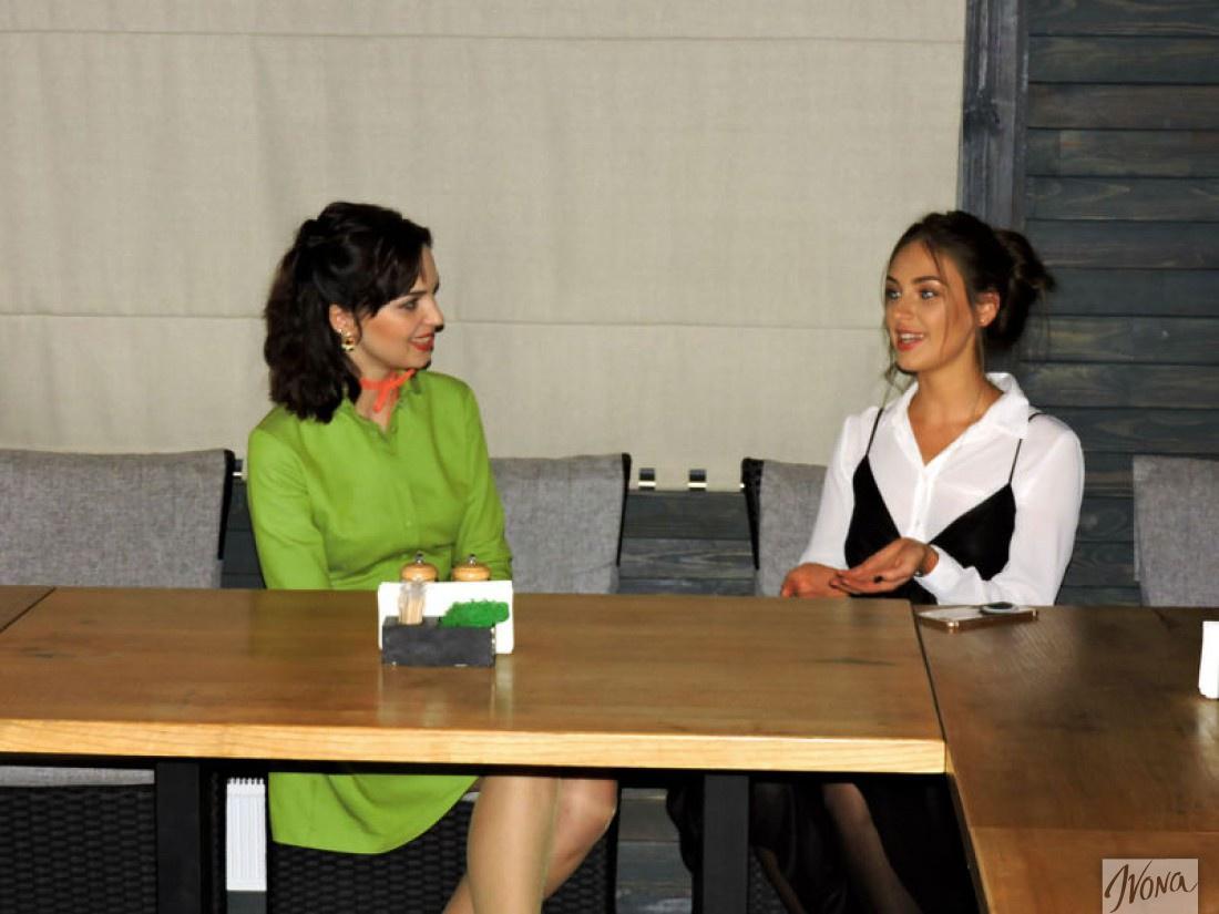 Мария Пион и Алена Лесик