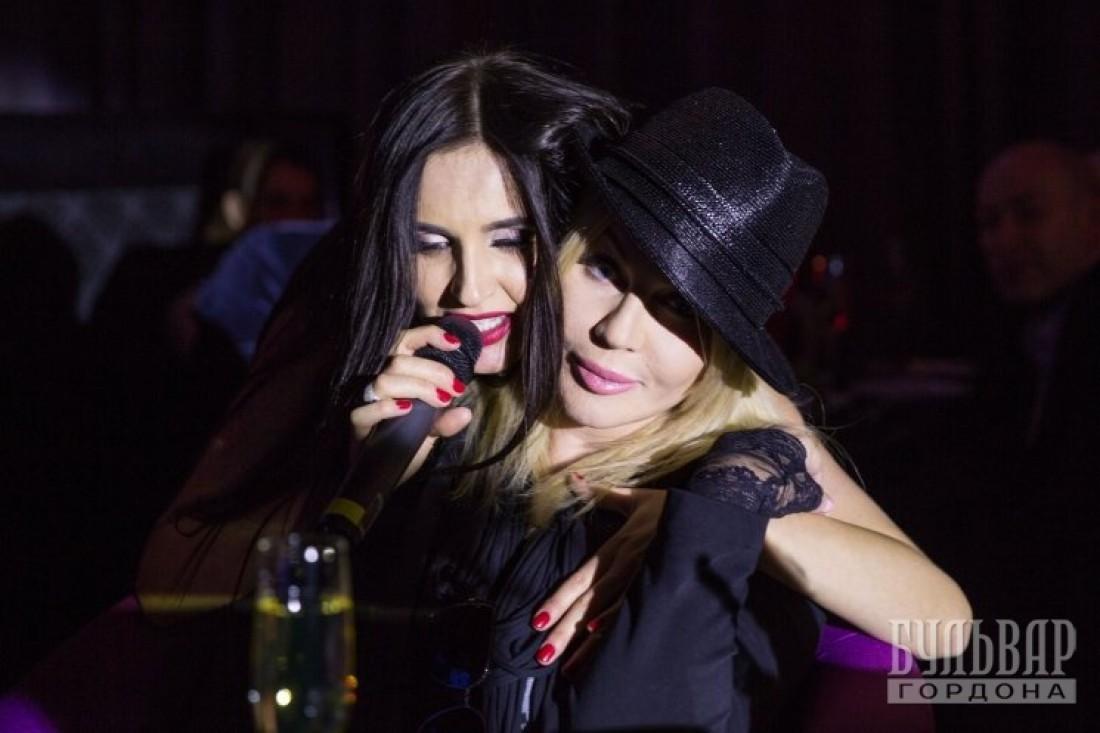 Ирина Билык и Мила Нитич