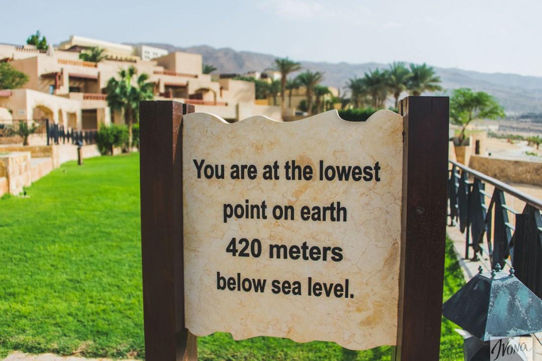 Мертвое море - самая глубокая точка на планете