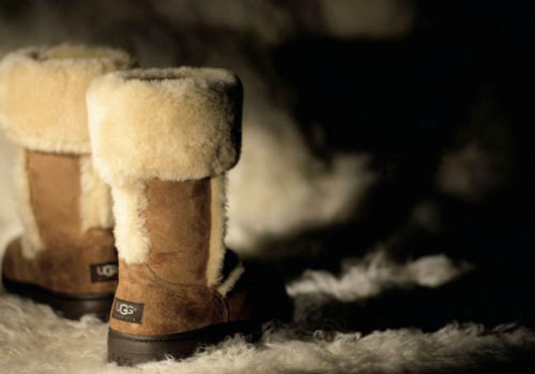 В 80-е годы угги становятся самой популярной обувью в мире