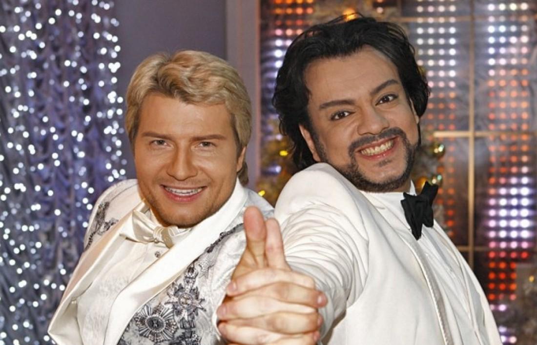 Image result for Киркоров, Галкин и Басков фото