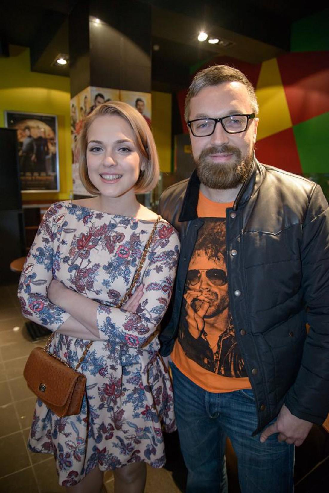 Светлана Катренко и Николай Матросов