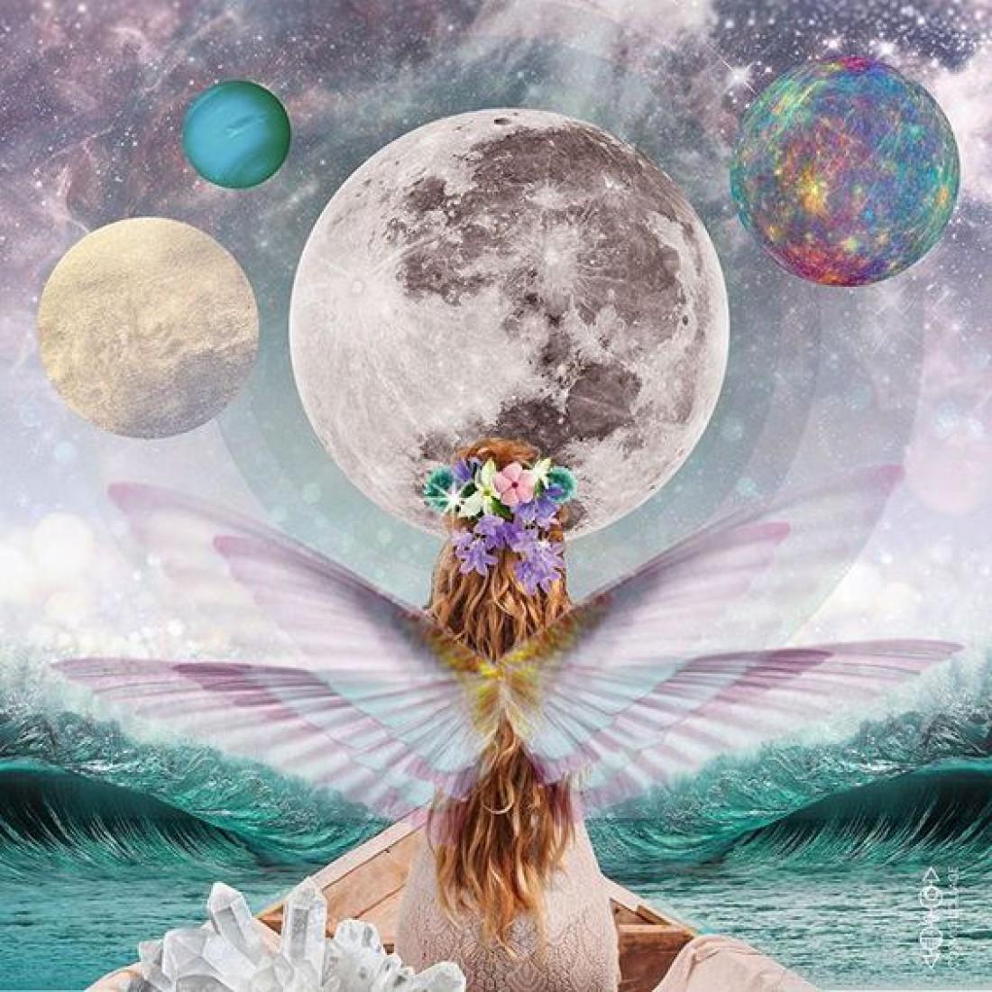 Полнолуние и Новолуние в июле 2020: даты и астрологический прогноз