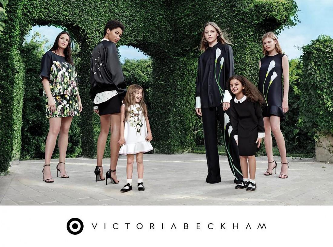 Виктория Бекхэм выпустила линейку одежды для Target