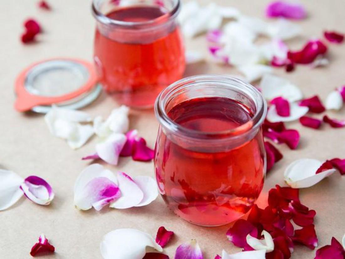 Что приготовить из розы: Сироп из розовых лепестков