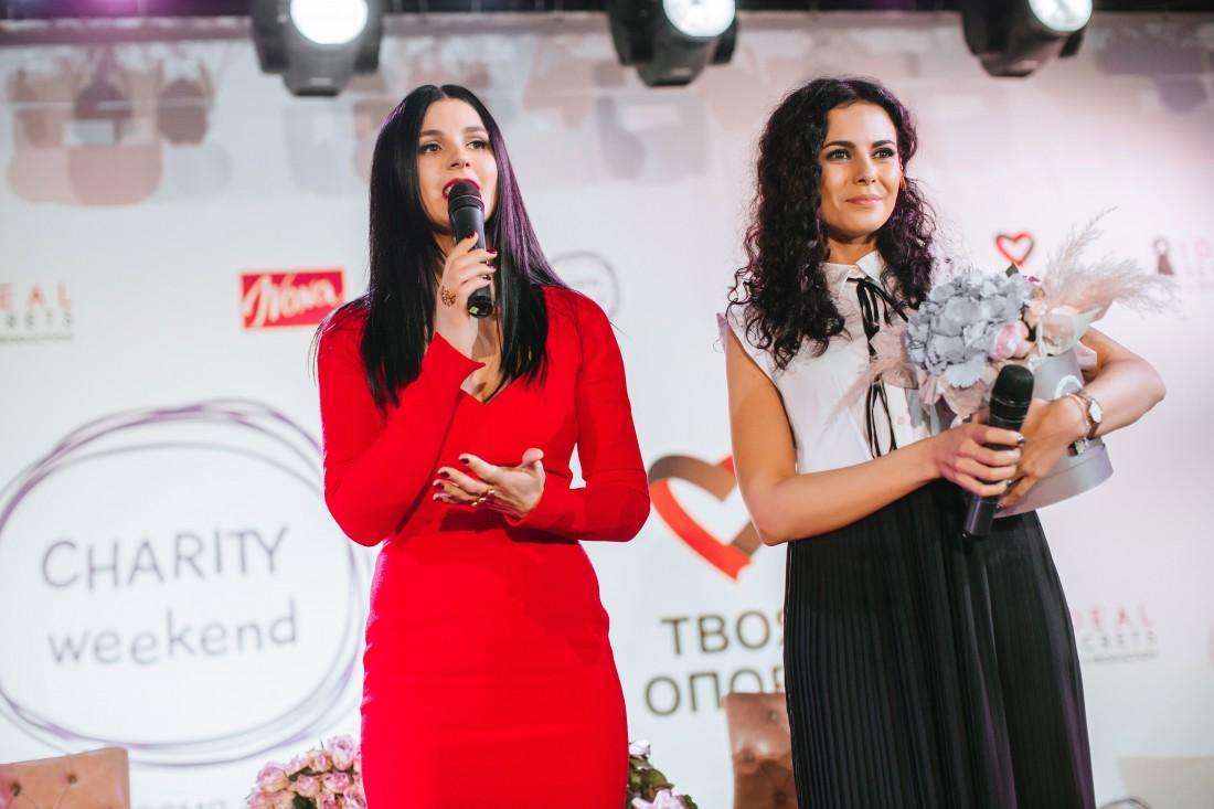Настя Каменских и Маша Ефросинина