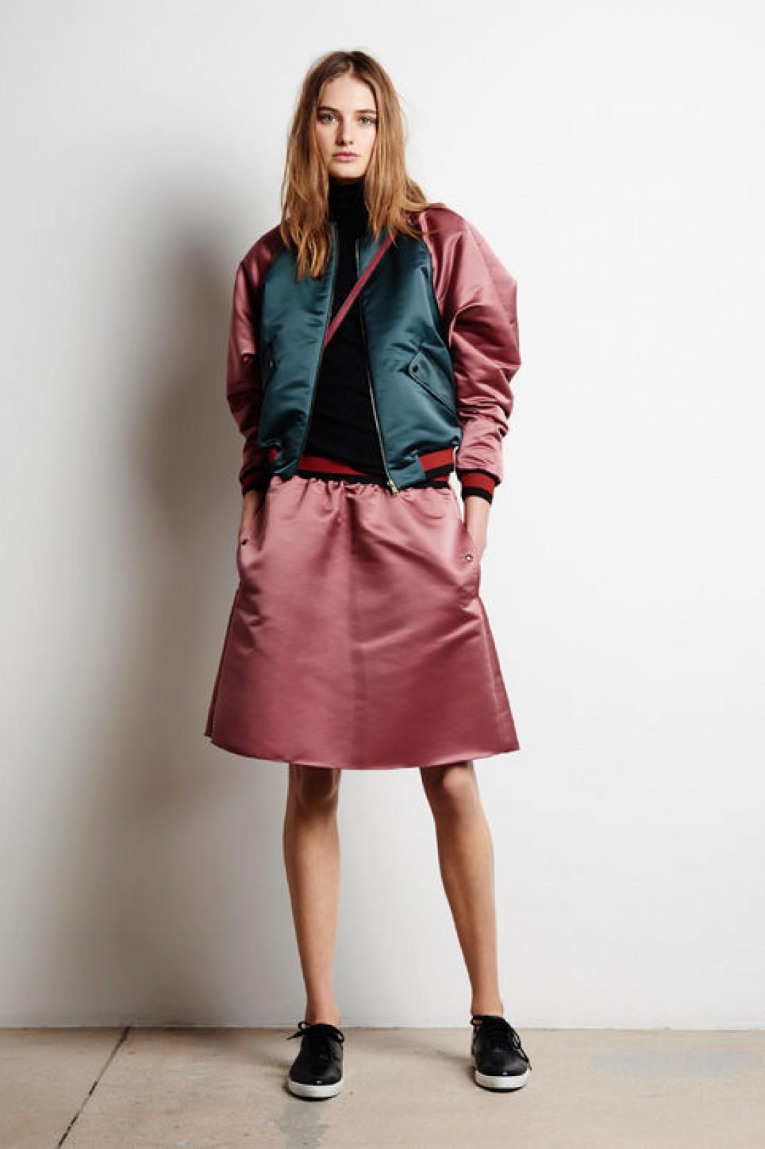 9ea8a213f83 Тренд 2016 года  Куртка-бомпер - Тренды моды