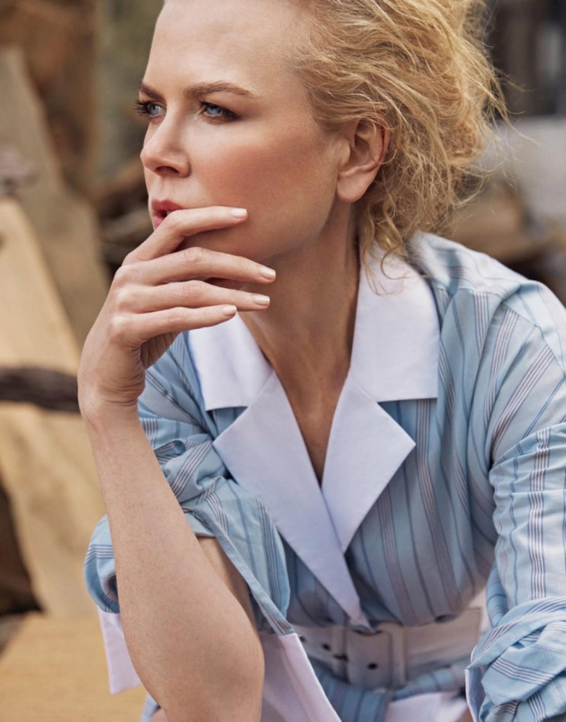 Актриса Николь Кидман в новом фотосете