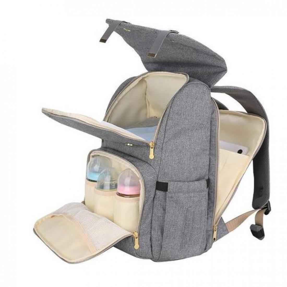Большой рюкзак для прогулок с ребенком
