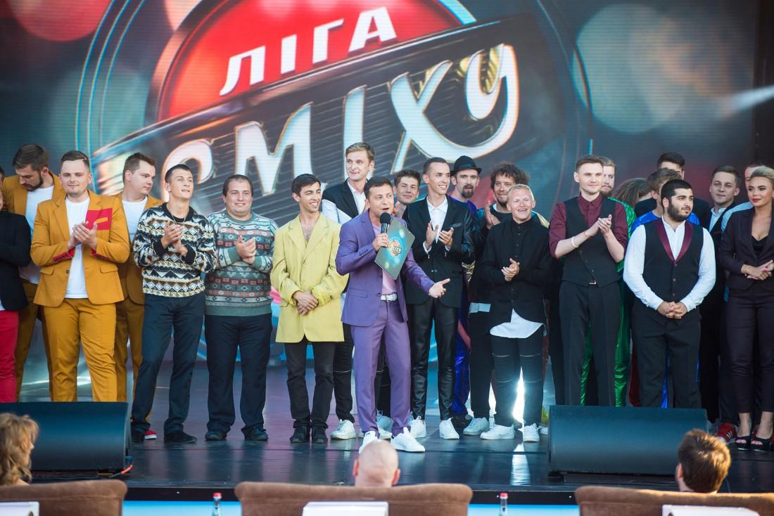 Летний кубок Лиги смеха в Одессе