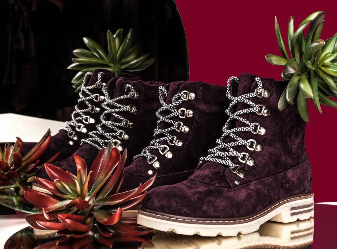 Осенняя коллекция обуви ONE BY ONE