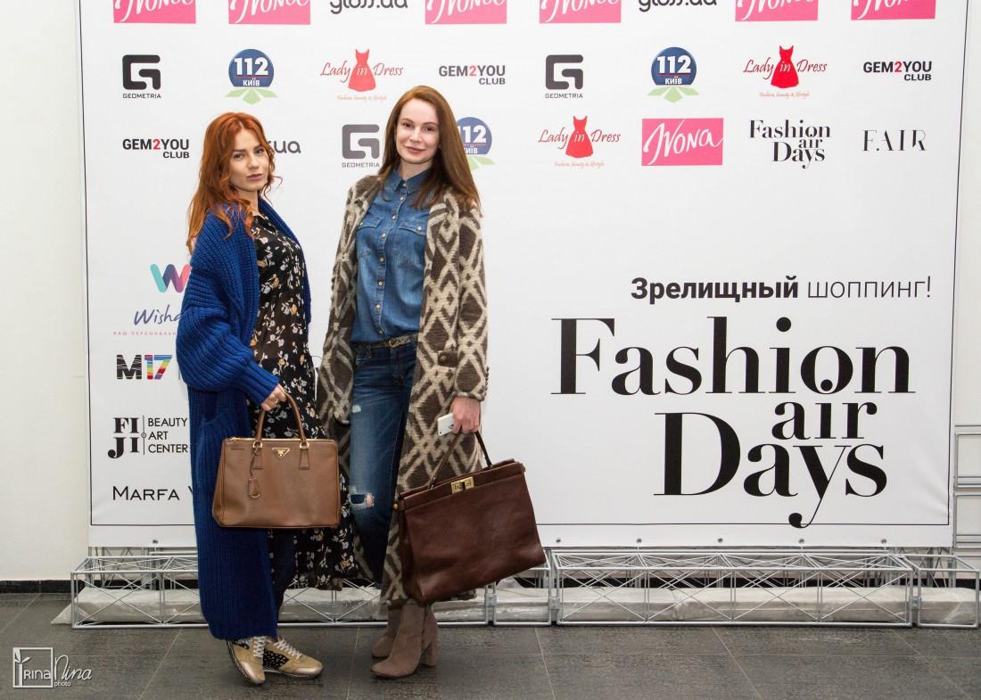 2-3 апреля киевляне наслаждались шоппингом