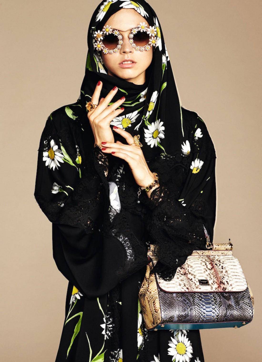 Dolce & Gabbana создали линию мусульманской одежды