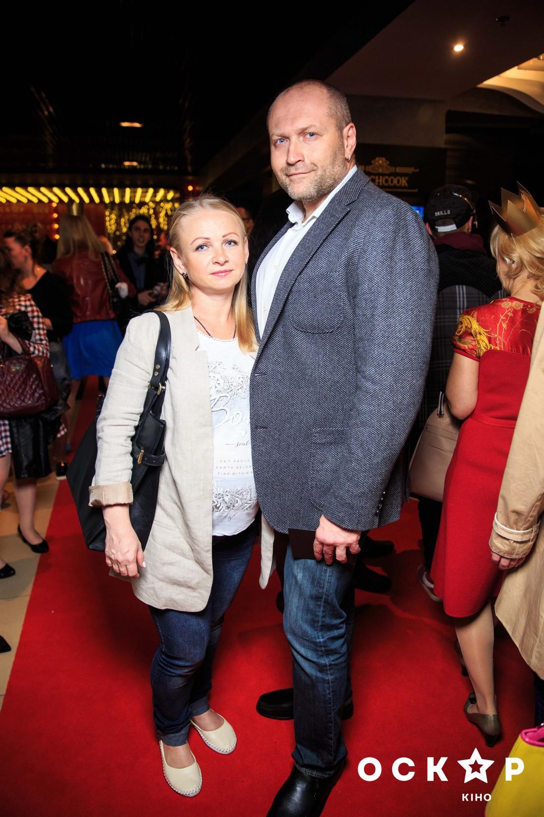 Наталья и Борислав Береза