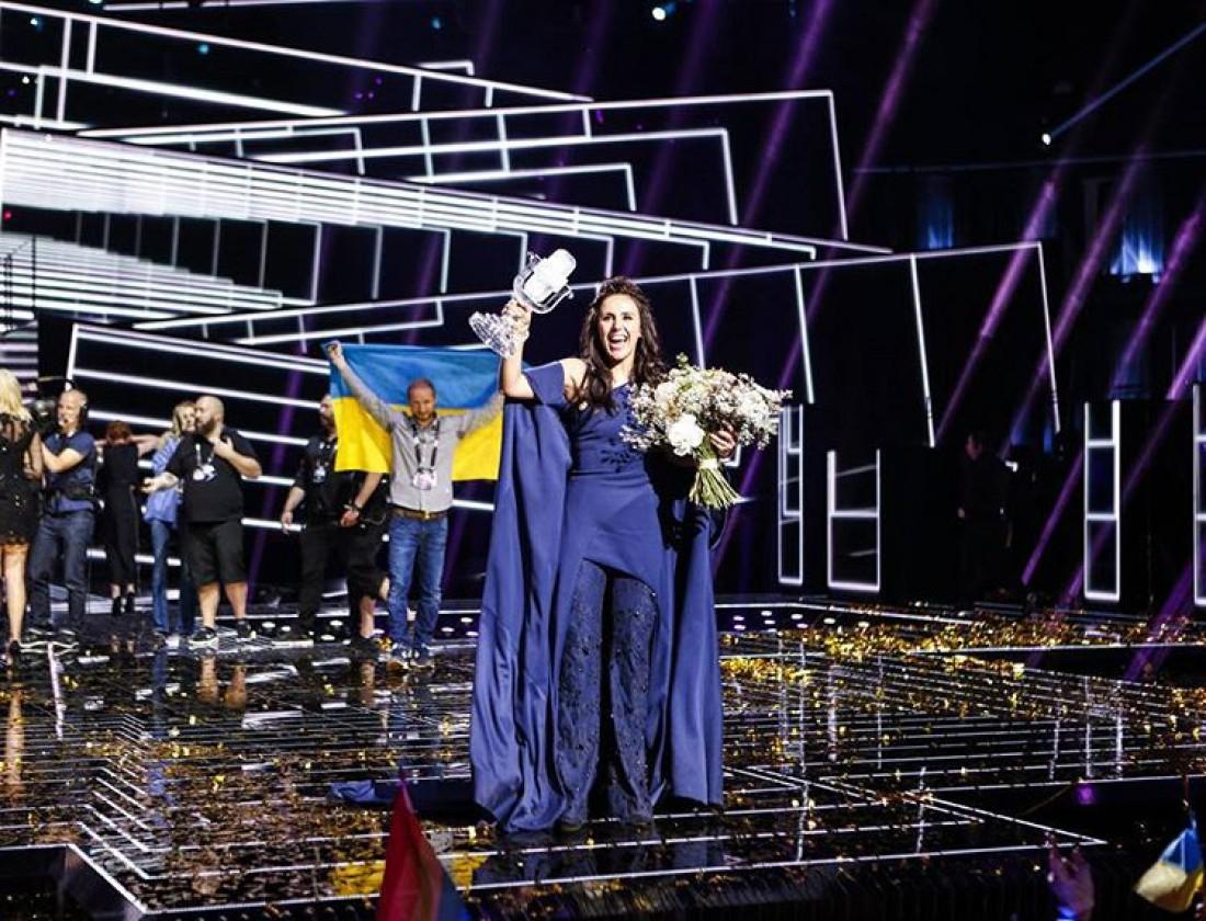 Победитель Евровидения 2016: Джамала