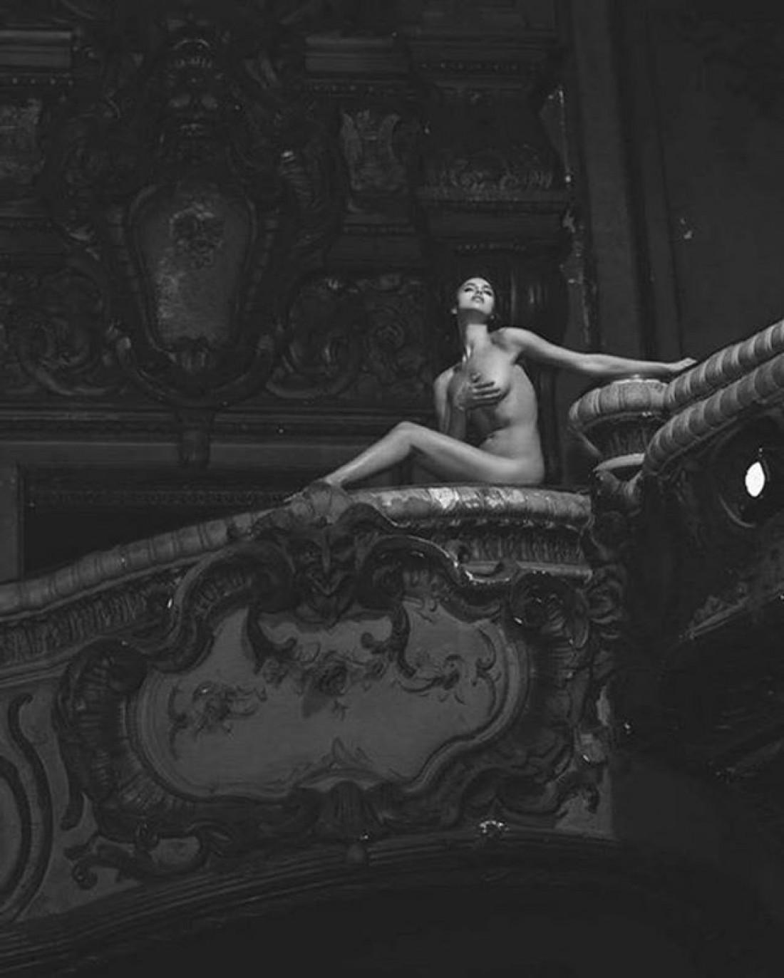 Ирина Шейк в мужском журнале