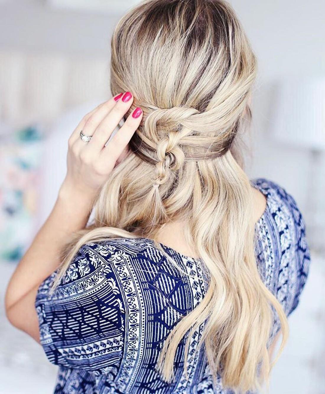 Волосы — это самое дорогое украшение женщины