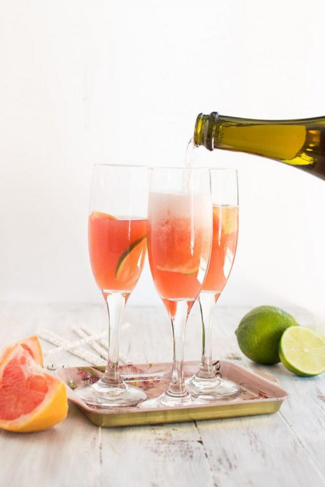 Палома Мимоза: рецепт коктейля