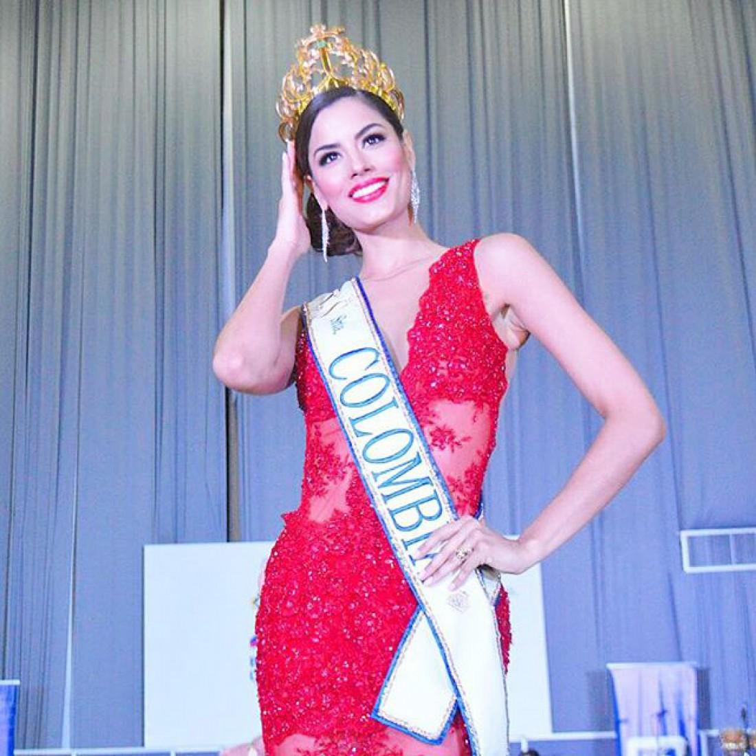 Вице мисс Ариадна Гутьеррес
