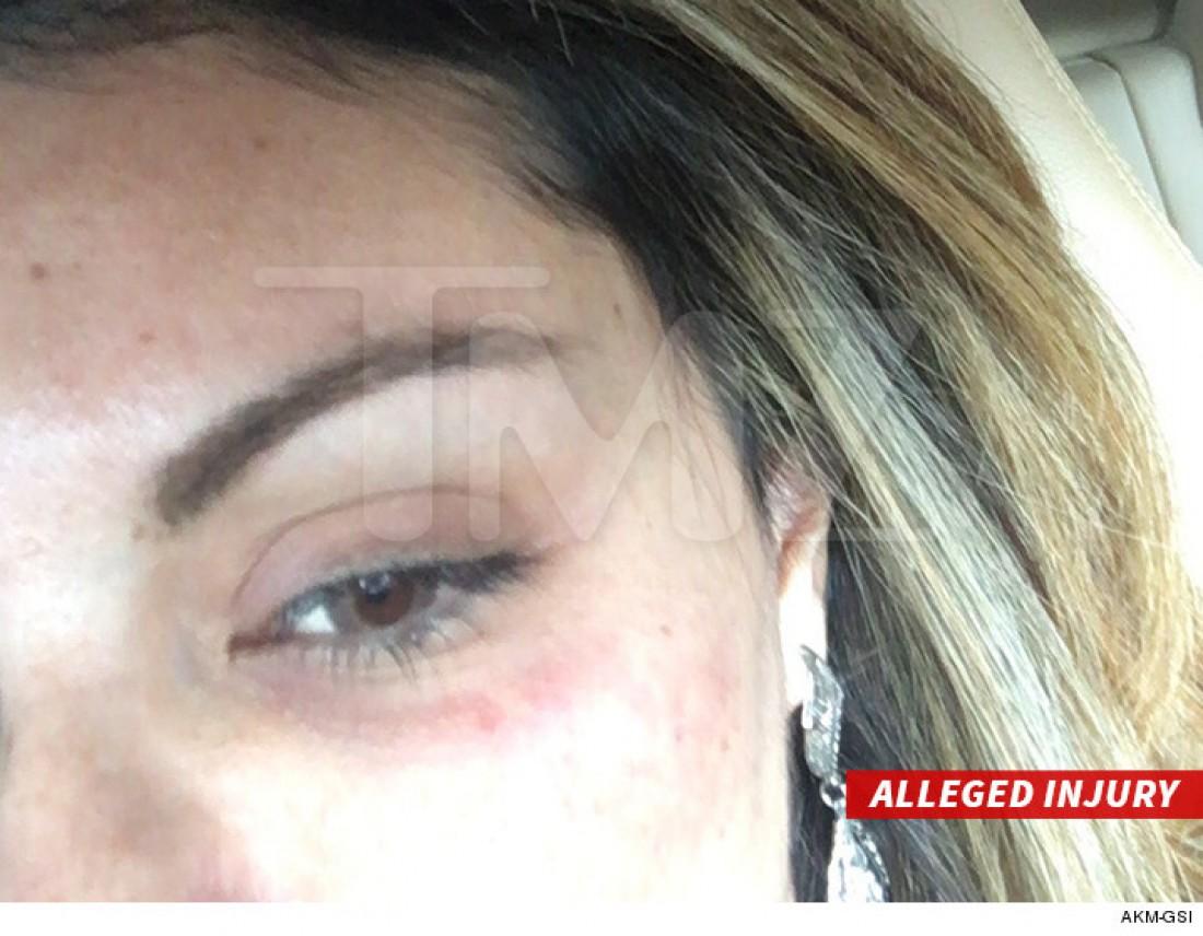 Девушка, которая обвинила Криса Брауна в избиении