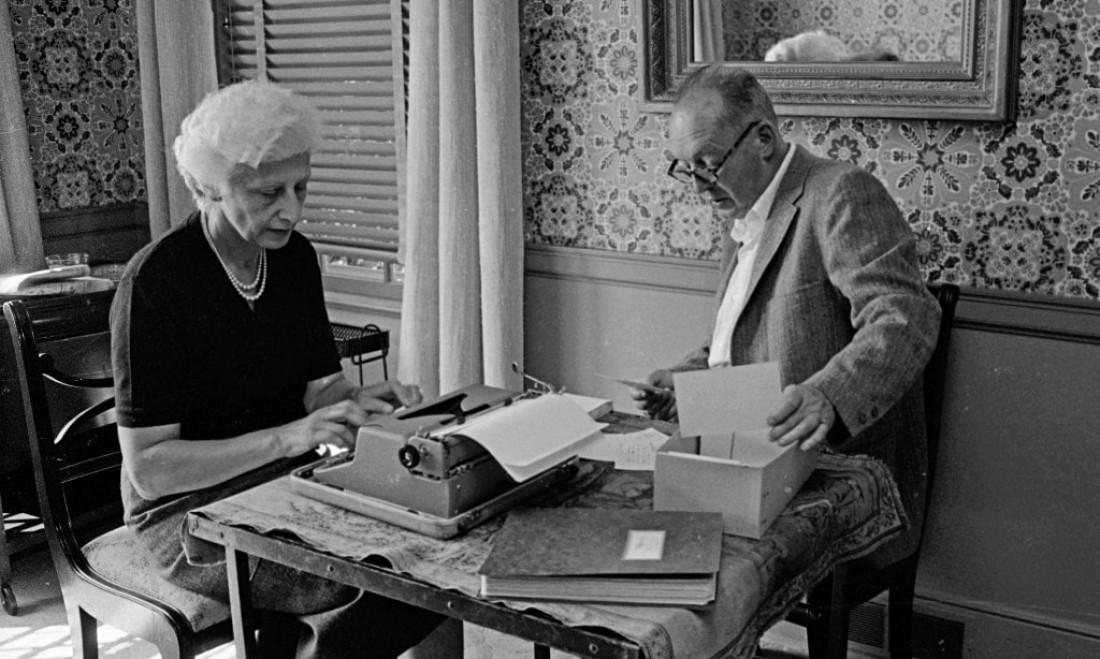 Владимир и Вера Набоковы