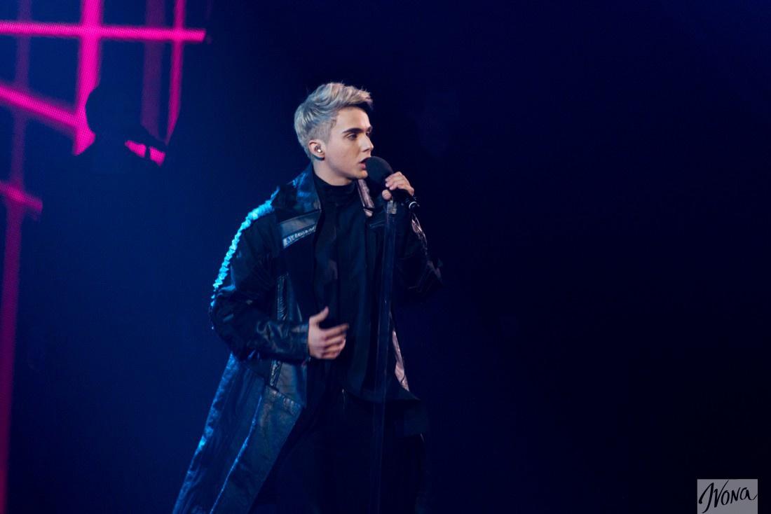 Финал отбора на Евровидение 2017 от Украины: MELOVIN