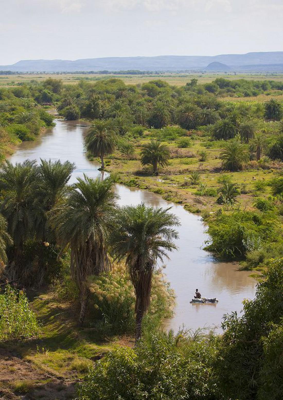 Река Аваш