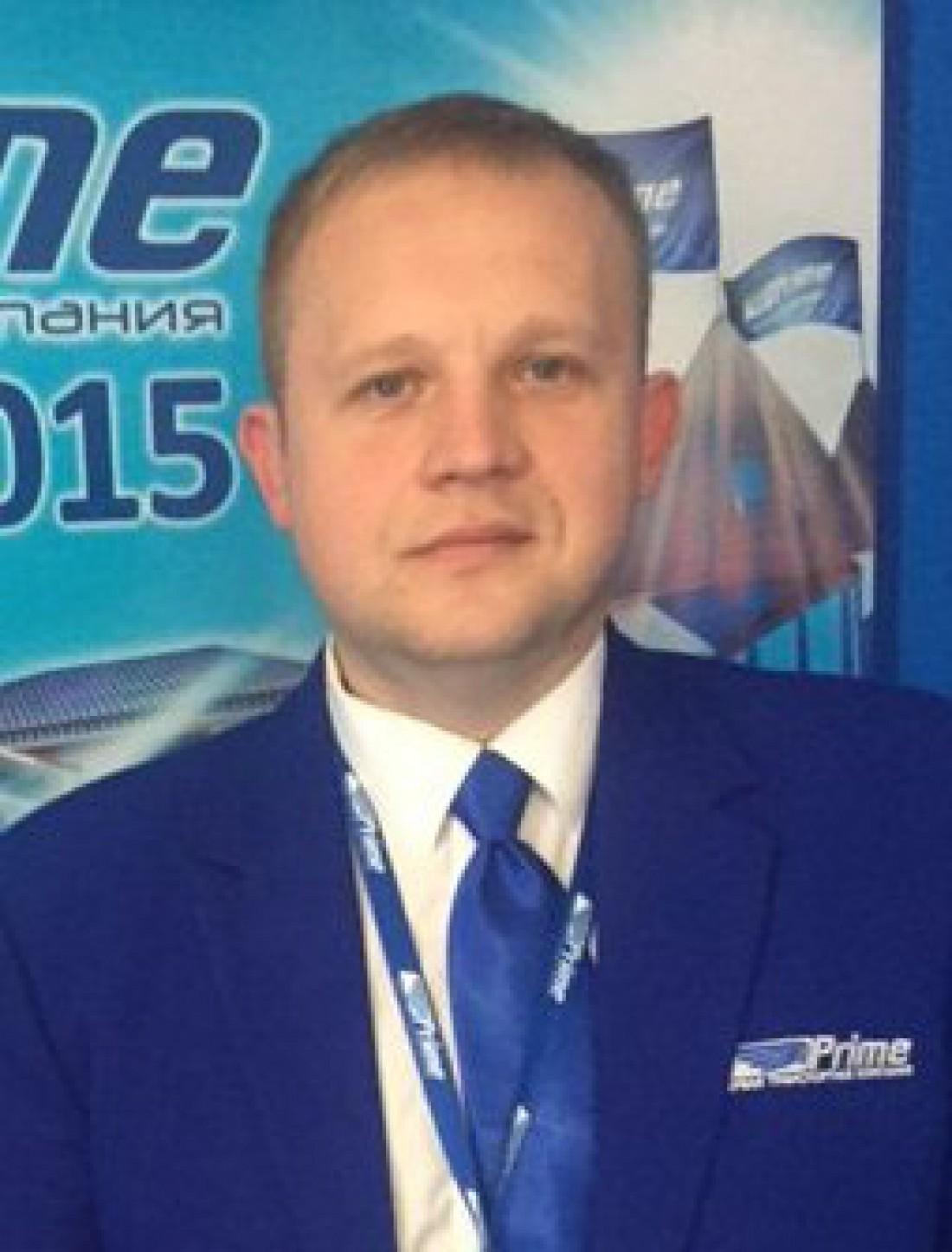 Группа компаний Прайм: Генеральный директор Дмитрий Леушкин