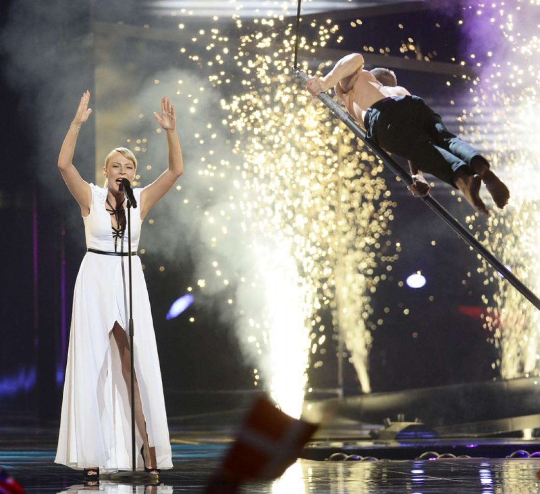 Евровидение 2016 второй полуфинал: представительница от Словении