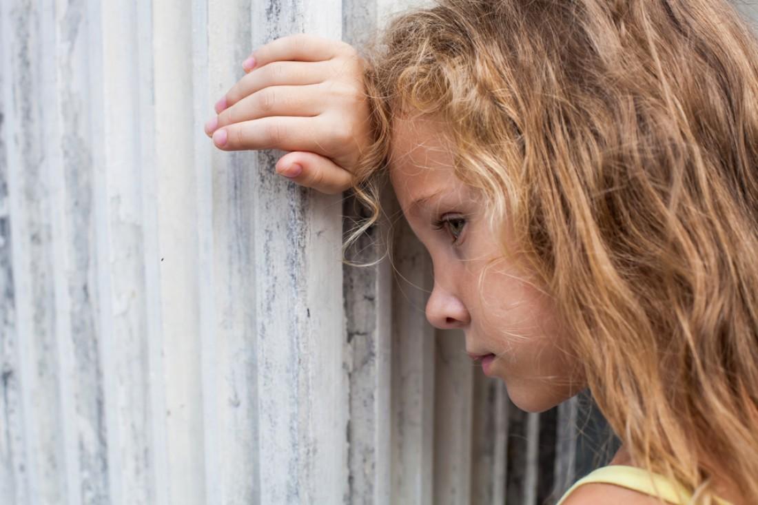 Как почомь ребенку снять стресс