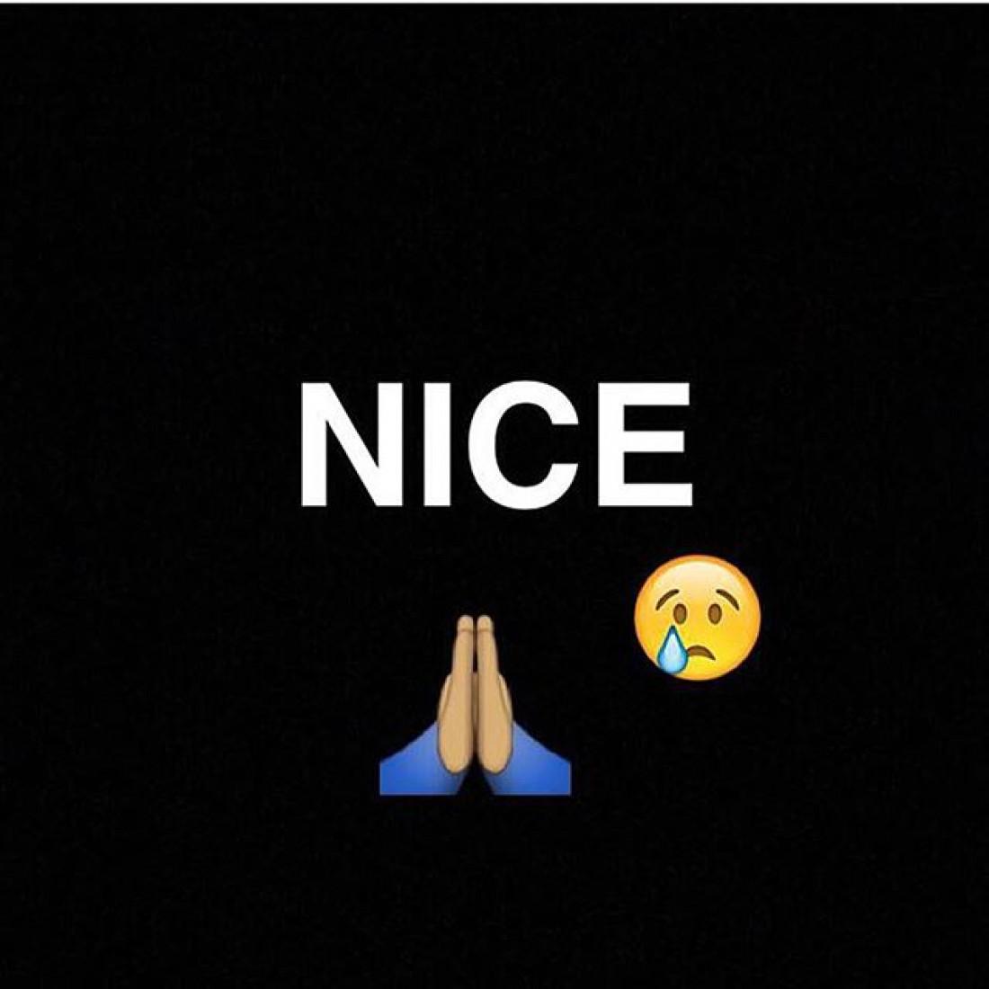 Теракт в Ницце: фото из соцсети Мирославы Думы