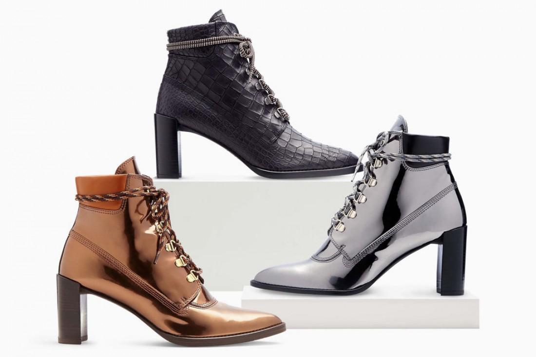 Джиджи Хадид стала дизайнером обуви