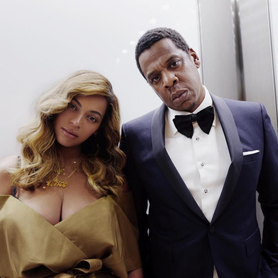 Бейонсе и Jay Z
