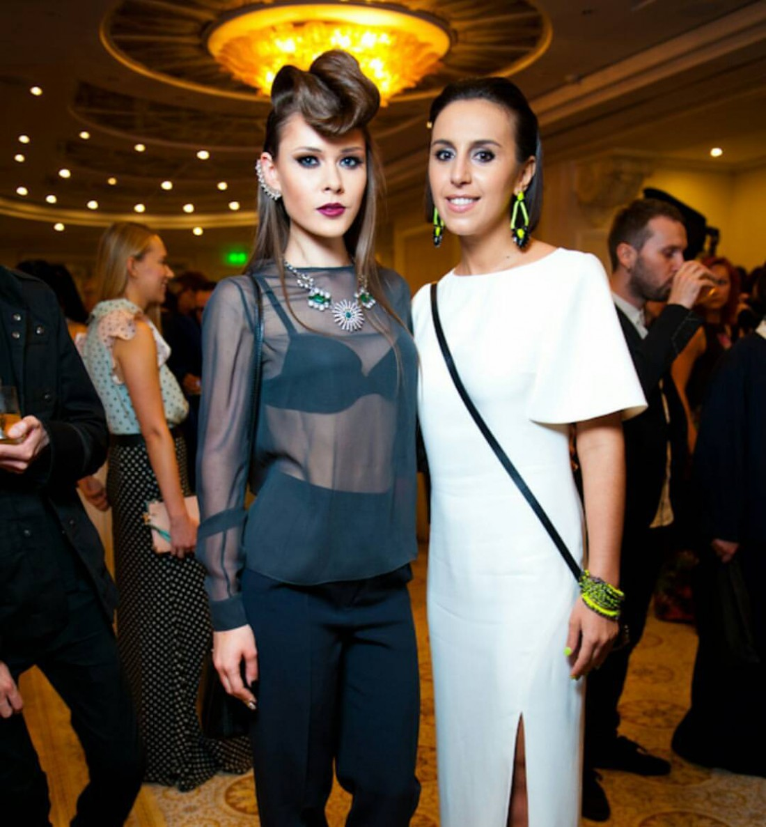 Юлия Санина и Джамала