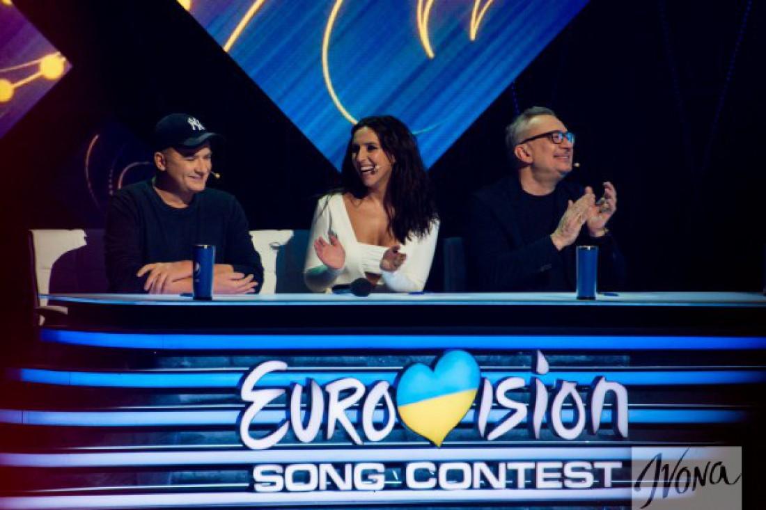 Отбор на Евровидение 2017 Украина: жюри нацотбор