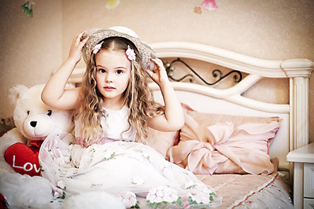 Дочка Александра – Женя