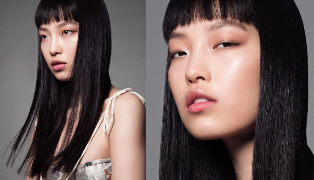 Дневной макияж с мерцанием