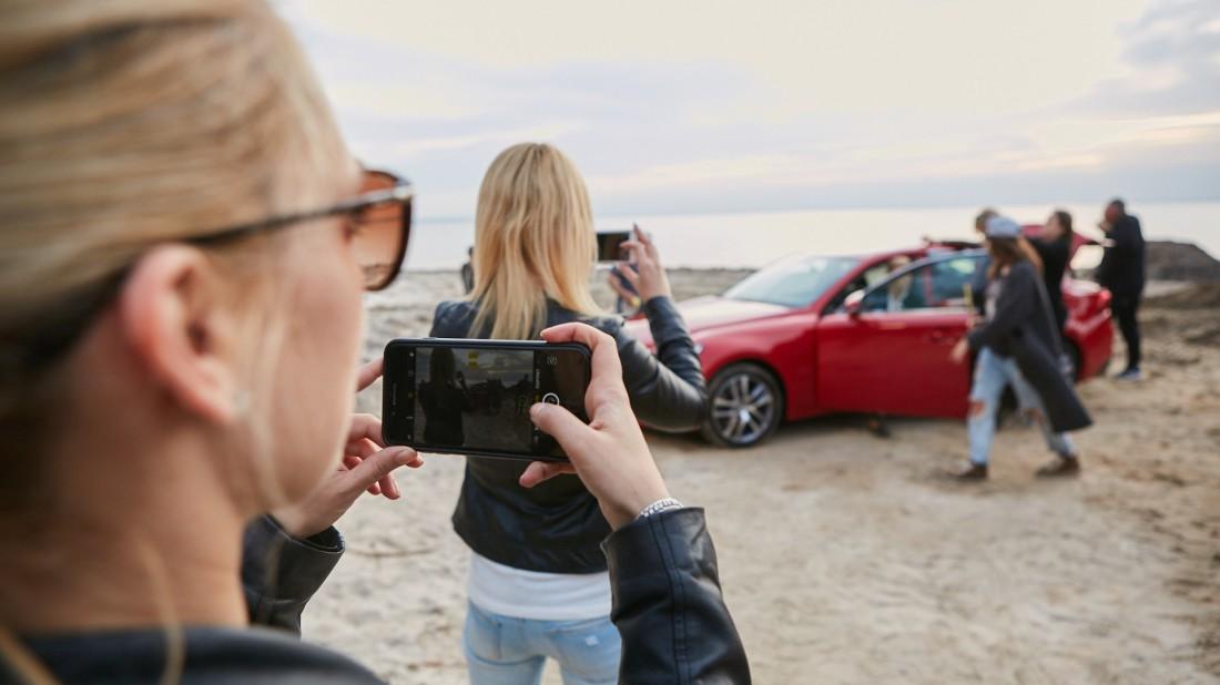 Кадр из клипа Вадима Олейника