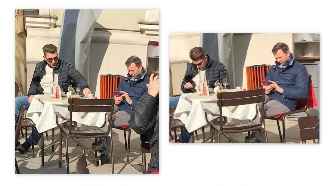Даниэль Лайс и Олег Ляшко в Австрии