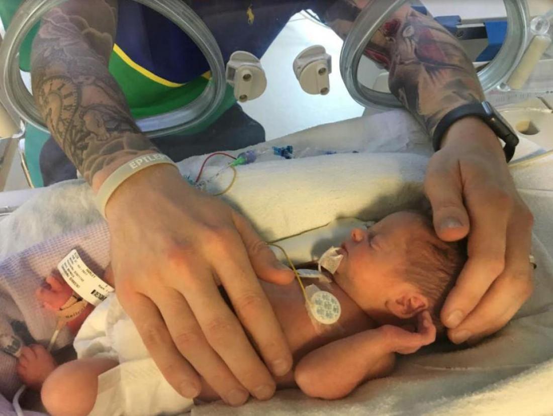 Новорожденная Харли