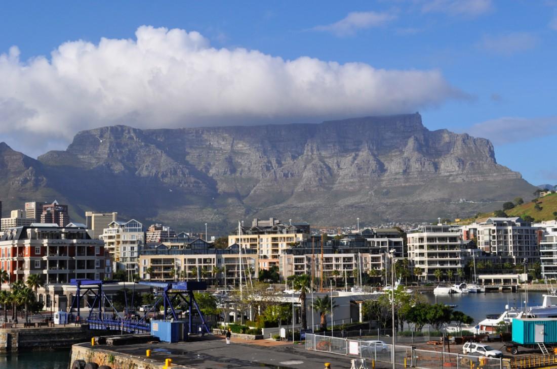 Южная Африка, Кейптаун