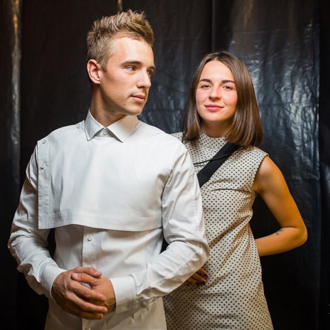 Вадим Олейник и Анна Браженко