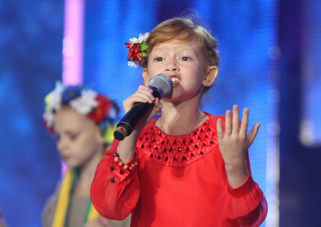 Детское Евровидение 2017 Украина: Настя Багинская